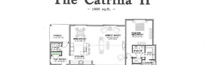 Catrina II 1920 sq ft