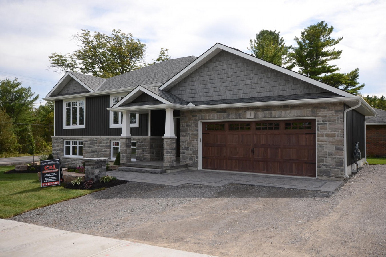 birchmount road model home diamond homes by davis