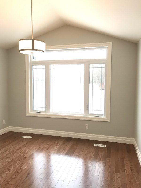 Front bedroom or second bedroom