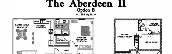 The Aberdeen 2 Option B