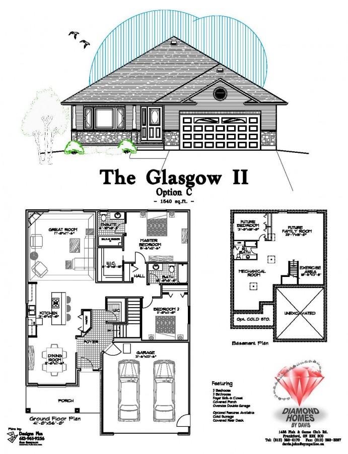 House Plans Diamond Homes By Davis